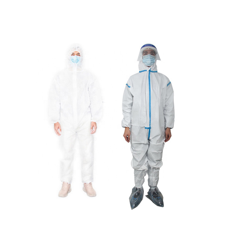 high quality protective safety suit converall protective clothing medical suit
